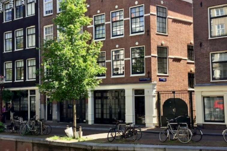 Image of house for rent at Krom Boomssloot in Amsterdam